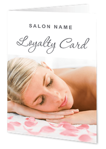 Picture of Loyalty Card